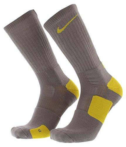 Nike - Polo de manga corta para hombre Sport Grey/Vivid Sulfur/Vivid Sulfur