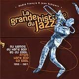La grande histoire du Jazz - Au temps du hard bop et du cool - vol 3 : 1955 à 1957 (25CD)