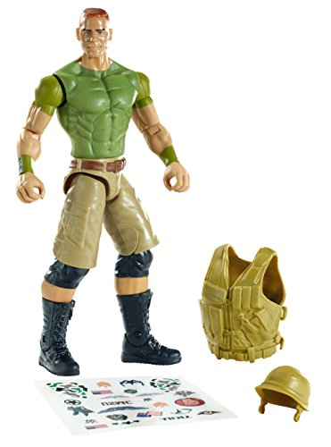 Mattel WWE Create A Superstar John Cena Figure Pack
