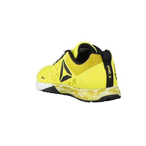 Donna 0 Indoor Reebok Giallo Sportive Scarpe Nano 6 Crossfit tt0Aq