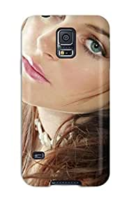 Hard Plastic Galaxy S5 Case Back Cover,hot Female Celebrity S2 Pics4 Case At Perfect Diy by heywan