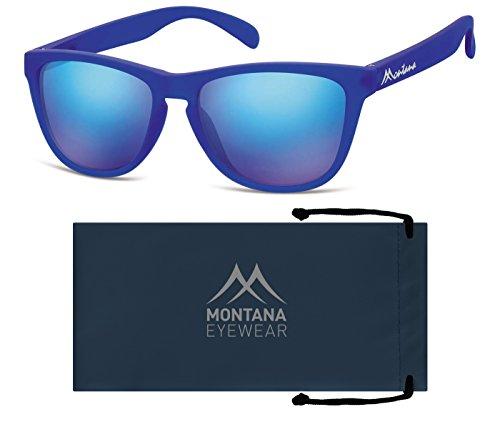 Gafas Unisex Montana Revo Blue Dark Blue Ice Multicolor Adulto de Sol dRqwrtq