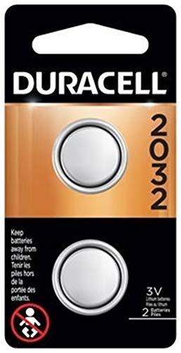Buy duracell dl2032 3v lithium batteries