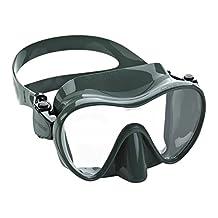 Cressi Scuba Diving Snorkeling Frameless Mask
