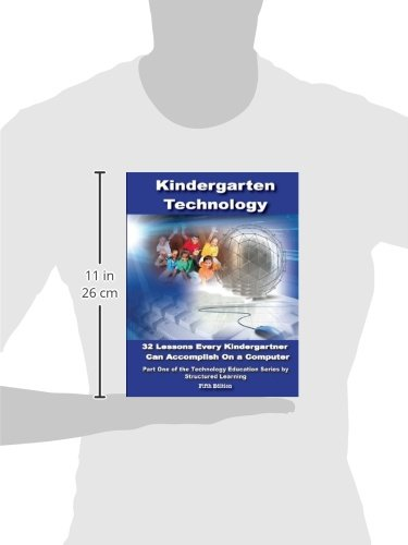 Kindergarten Technology: 32-lesson Comprehensive Curriculum