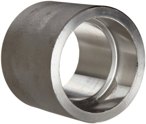 304/304L Forged Stainless Steel Pipe Fitting, Half Coupling, Socket Weld, Class 3000, 1/4