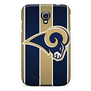 Defender Case With Nice Appearance (st. Louis Rams) For Galaxy S4