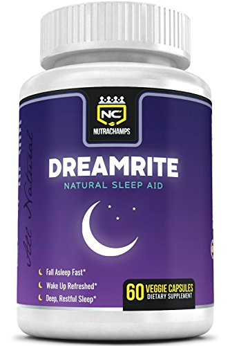 DREAMRITE Natural Sleep Aid Passionflower