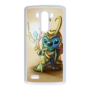 Lilo & Stitch LG G3 Cell Phone Case White present pp001_9597636