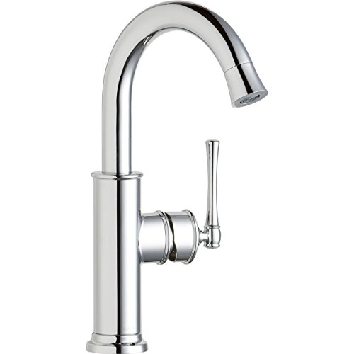 Elkay LKEC2012CR Explore Chrome Single Lever Bar Faucet - Elkay Bar Faucet