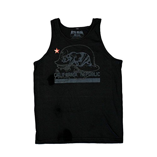 Metal Mulisha Mens Republic Tank