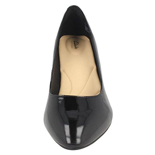 Black Shoe Clarks Calla Womens Rose nAOWvgZ5xO