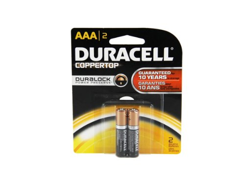 Duracell Alkaline Battery Size Aaa 1.5 V Card 2