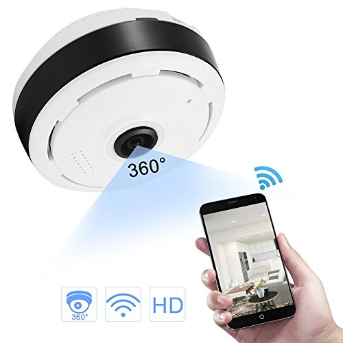 Fosa Home Security 960P HD 360