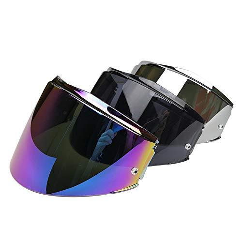 Rainbow LS2 Anti-Scratch FF399 Valiant Motorcycle Helmet Visor Face Shield
