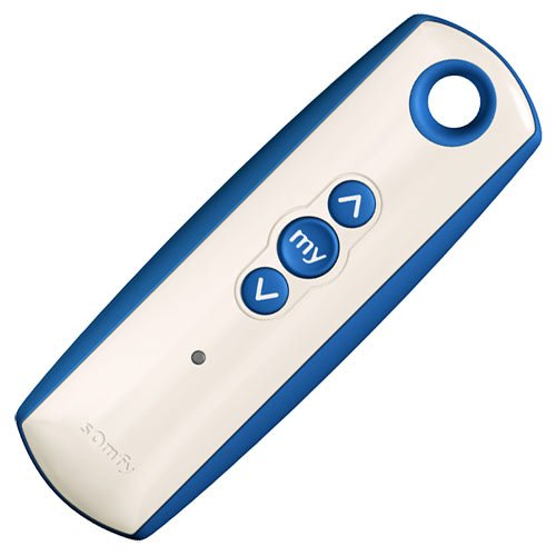 Somfy Telis 1 RTS Patio Remote, 1 Channel (1810643) by Somfy