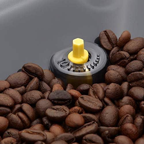 Gaggia Cadorna Style Machine à café automatique pour expresso et cappuccino, café en grains ou moulu, RI9600/01