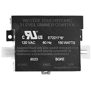 Universal lamp touch switch 6523.