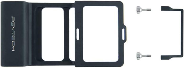 EKEN SJCAM c/ámara de acci/ón Linghuang Mini soporte de extensi/ón para DJI OSMO Action//DJI OSMO Pocket//GoPro Hero 7 6 5 4// Insta360 //Xiaomi Yi 4K