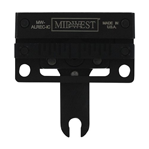 Midwest Tools and Cutlery MW-ALREC-IG Ideal Industrial Serrated Cutting Head