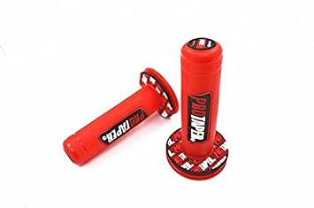 FidgetGear 7/8' ATV Dirt Motorcycle Hand Grips Handle Bar Grip Pit Dirt Bike 7/8' Pro