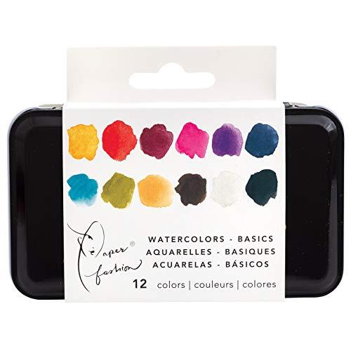 Paper Fashion 349306 Paints, -