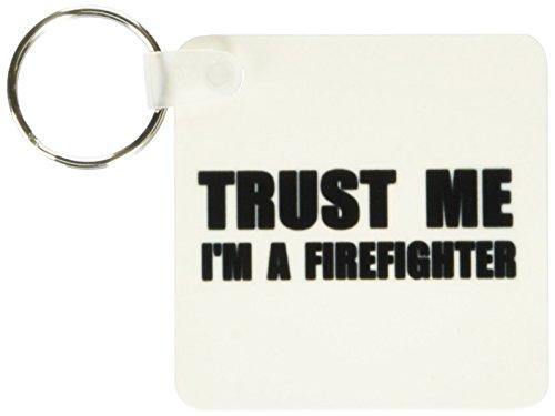 3d Rose 3dRose Trust Me I'm a Firefighter Fun Fire Fighte...