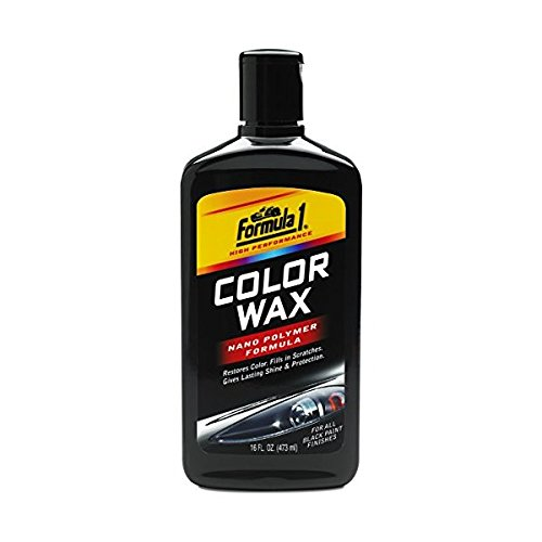- Formula 1 Northern Labs Black Color Wax — Restores Color and Fills in Scratches — 16 fl. oz.