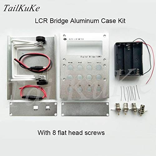 Elysia XJW01 LCR Digital Bridge Tester ESR Kit