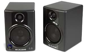 Pinnacle Studiophile AV30 - Altavoces (19.05 mm, 76.2 mm, neodimio, 30 W, 50 - 20000 Hz, RCA)