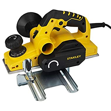 STANLEY STPP7502 750W 2mm Planer (Yellow and Black) with 2 TCT blades 11