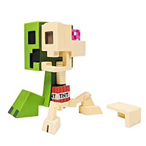 Minecraft Creeper Anatomy Vinyl Figure Kit