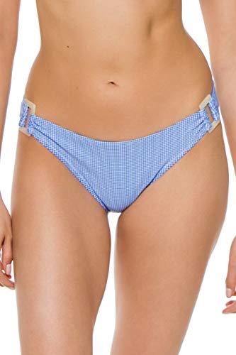 Helen Jon Women's St. Kitts Ring Side Hipster Bikini Bottom St. Kitts S (Ring Side Bottoms Hipster)