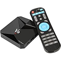 Mudix V9 TV Box 3GB/32GB 4K Android 7.1 Amlogic S912 Octa core Smart TV Box 2.4G/5GWiFi