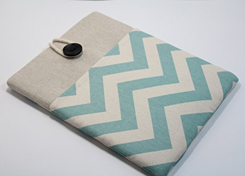 Chevron-Macbook-Air-13-Cover-Case-with-Pocket-Custom-Fit-Laptop-Sleeve-11-15-inch