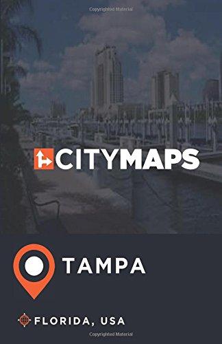 Read Online City Maps Tampa Florida, USA ebook