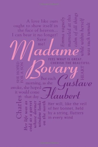 Madame Bovary (Word Cloud Classics)