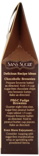 Sans Sucre Chocolate Fudge Brownie Mix, 8-Ounce (Pack of 6) by Sans Sucre (Image #5)