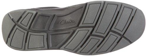 Clarks Stream Jet GTX 203466717, Scarpe basse uomo nero