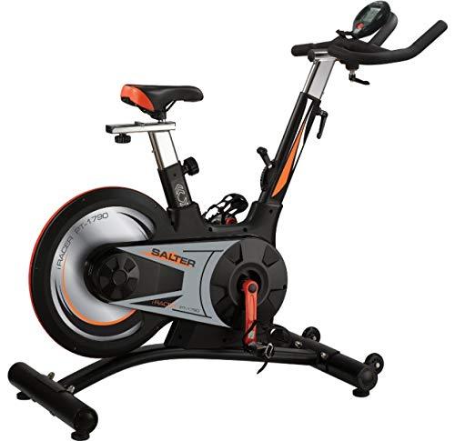 Salter Bicicleta Indoor PT-1790 Freno fricción, Volante Trasero ...