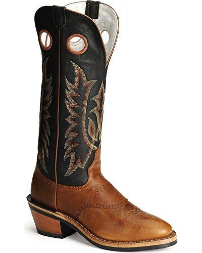 Tony Lama Men's Renegade Buckaroo Boot Suntan 12 D(M) US