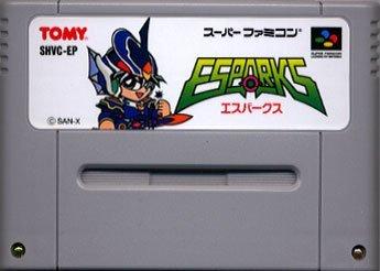 Esparks, Super Famicom (Japanese Super NES)
