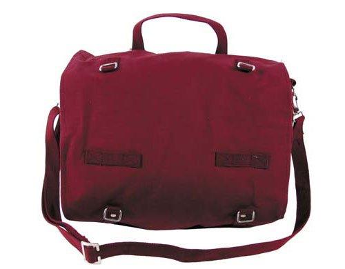 BW Kampftasche Canvas Tasche groß bordeaux