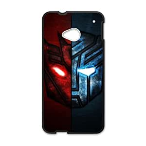 HTC One M7 Black Transformers phone case Christmas Gifts&Gift Attractive Phone Case HLN5A0224455