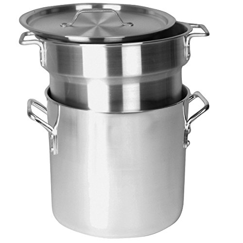 Thunder Group ALSKDB002 Double Boiler (3/Set)