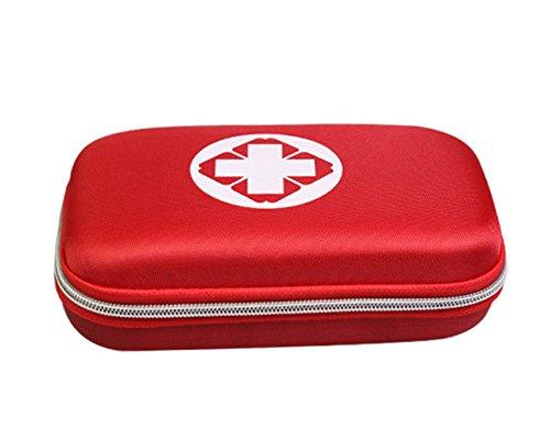 Denshine Medical Kits Aid Kit Kit Aid deportes al aire libre los viajes de camping supervivencia de Botiquín de primeros auxilios 7a918c