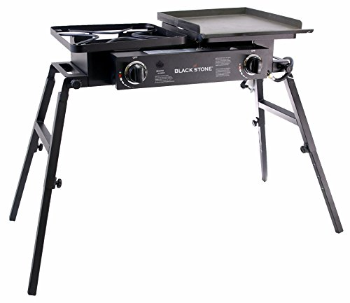 Portable Gas Grill And Griddle ~ Blackstone tailgater portable gas grill and griddle combo