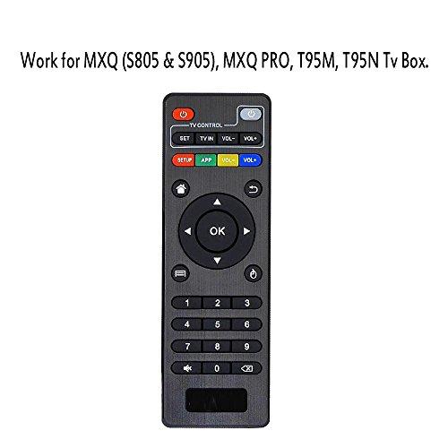 Amiroko Original Replacement Remote Control for MXQ