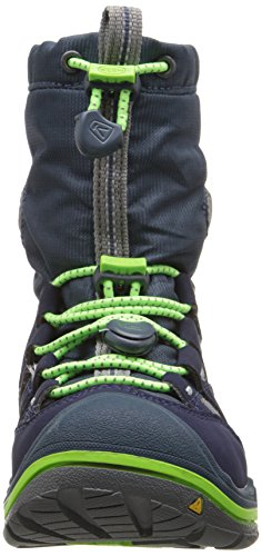 KEEN Winterport II WP Zapatos de invierno para niños MIDNIGHT NAVY/JASMINE