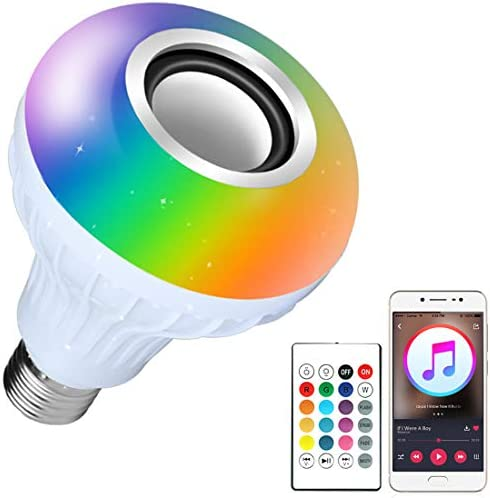 Bluetooth Light Bulb Changing LED product image